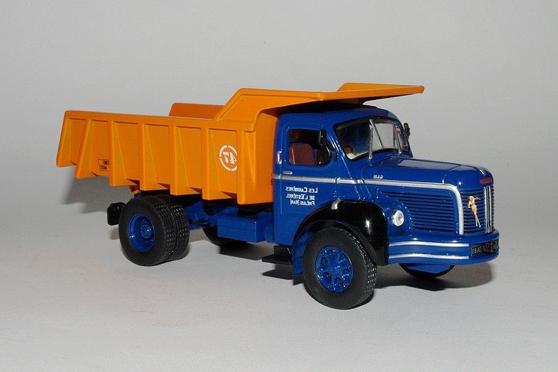 Test Camion Miniature 1 43