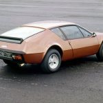 Test alpine a 310