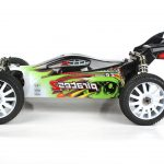 Test buggy brushless