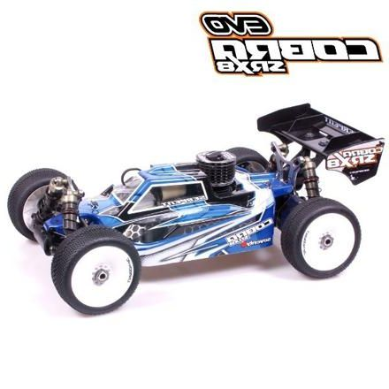 Test Buggy Rc Thermique