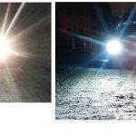 Test kit led voiture