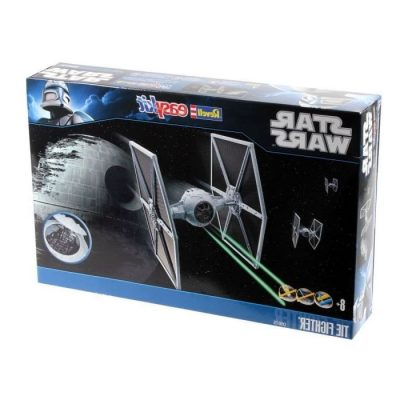 Test Maquette Star Wars Revell