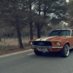 Avis vieille ford mustang