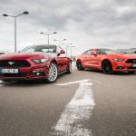 Comparatif ford mustang gt 2015