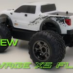 Test hpi savage xs
