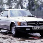 Test mercedes 450 slc
