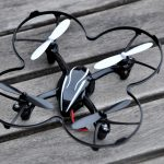 Test protection hubsan x4