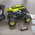 Test traxxas summit 1 16