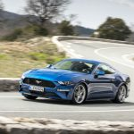 Test voiture ford mustang